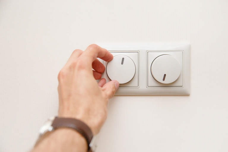 A dimmer switch allows you to adjust the intensity of your lighting. However, it can be quite expensive
