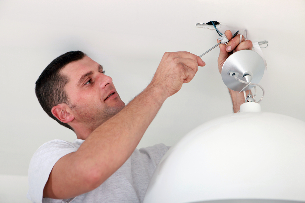 While it's possible to do a DIY dimming project, you should only tackle if you have advanced knowledge regarding electricity and lighting